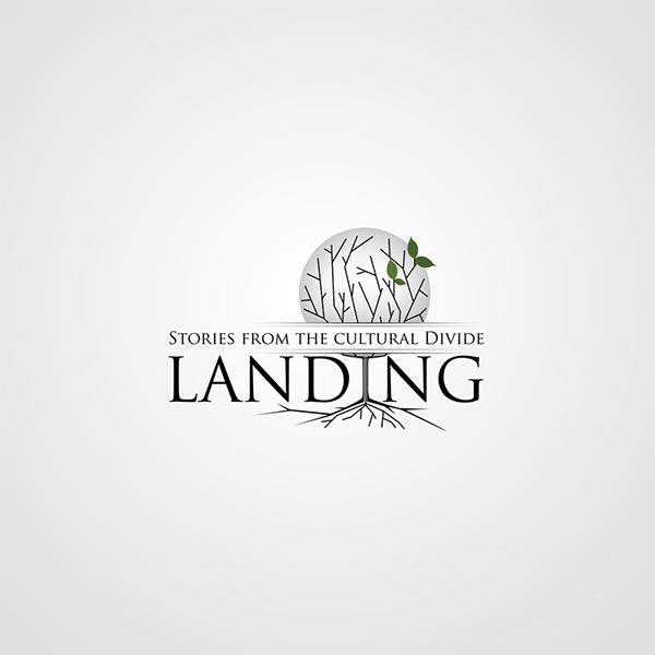 logo The Landing zu communications