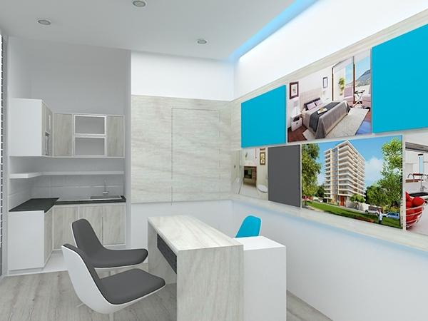Sala de ventas inmobiliaria on behance - De salas inmobiliaria ...