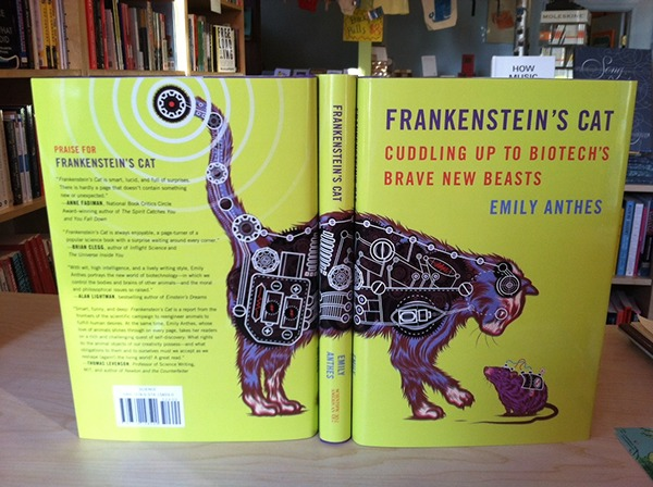 frankensteins cat Frankenstein's cat, part 1 a glowing future 1 of 1 view all june 2013 emily anthes has seen the future—and it glows that is, at least, for our pets for as this.