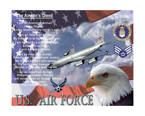 Airmans creed on behance thecheapjerseys Images