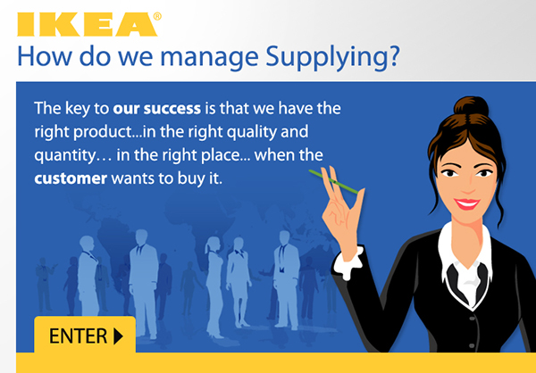 ikea supply chain management weaknesses Ikea as the world's and this is among others based on its unique and efficient supply chain and inventory management ikea's inventory.