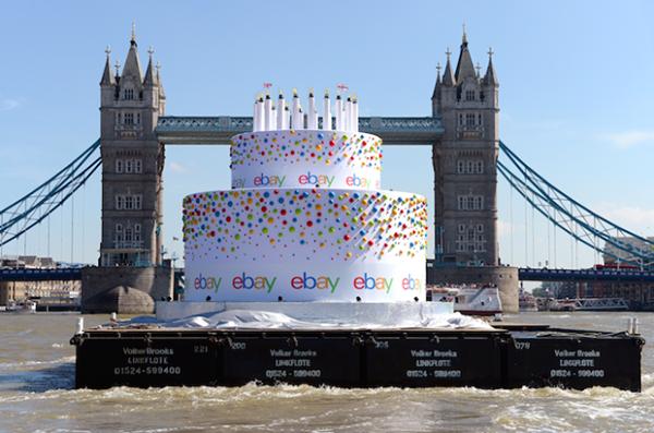 精美的19款生日蛋糕圖案欣賞