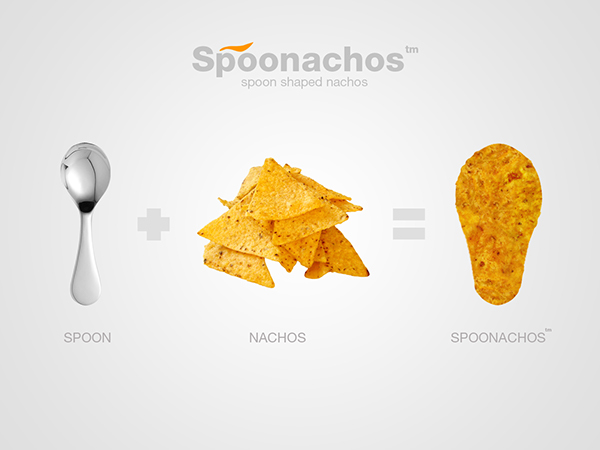 denis denis bostandzic spoon nachos spoonachos denis dsgn concept design designers Food  food design concept food Chilli salsa sauce Mexican Food chips spoon shaped