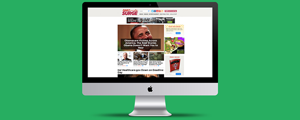 Web development tabloid