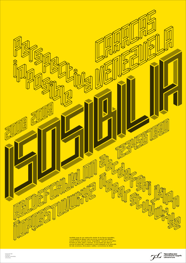 Tipos latinos 2010 rodrigo fuenzalida khubo isosibilia fonts Exhibition