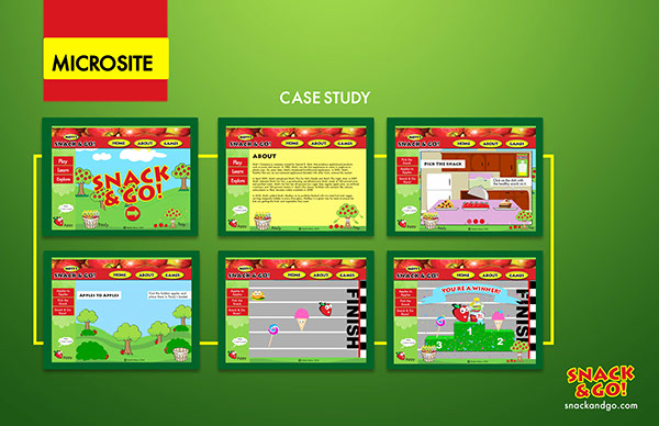 sathers snacks to go case study The healthy food policy project identifies and elevates local laws that seek to promote access to in-depth case studies that showcase healthy food policy.