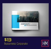 Multipurpose Corporate Brochure - 4