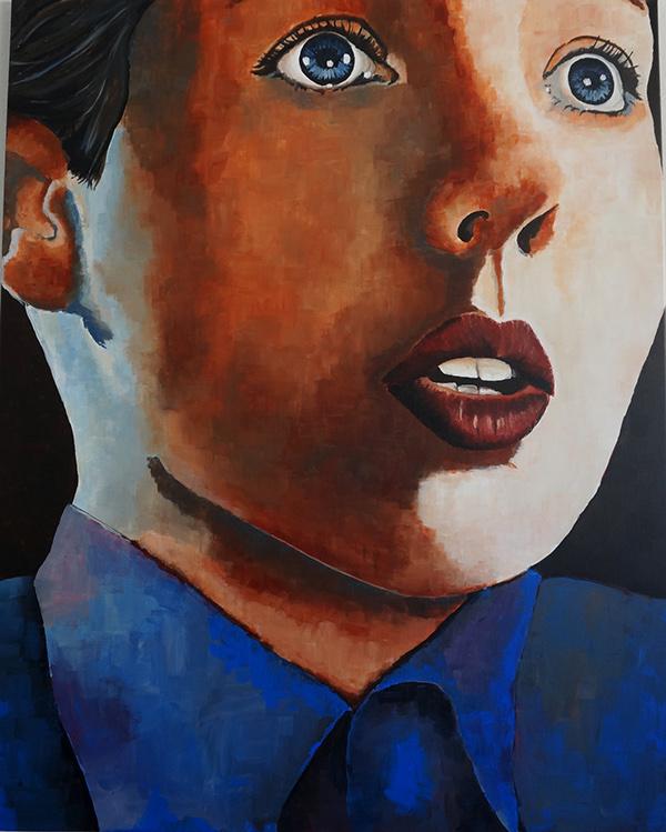 Jessie Matthews portrait