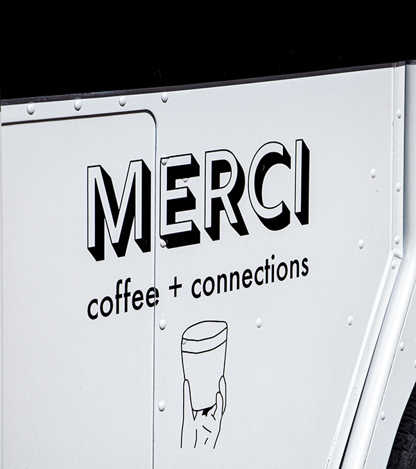 Merci Coffee + Connections