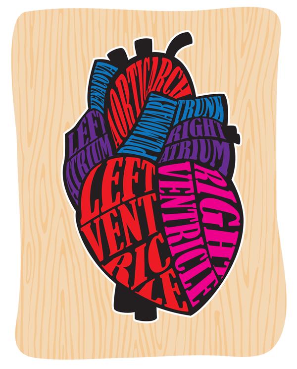 typography hearts meli schreiber -#main