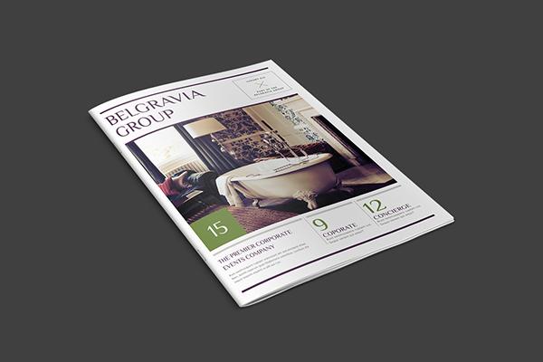 Luxury Brochure On Behance