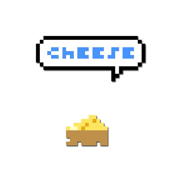 Pixel Art Mcdonalds Cheeseburger On Wacom Gallery
