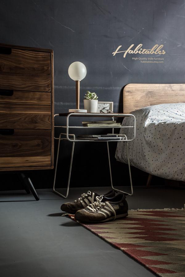 精品的21套床頭櫃設計欣賞