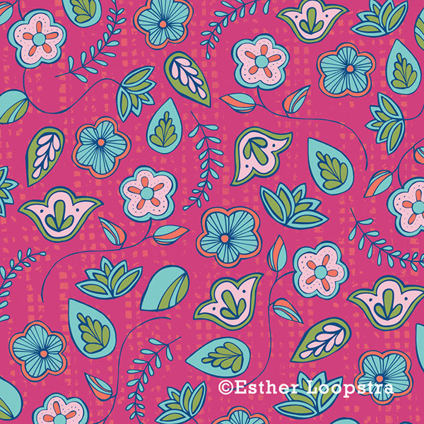 India Lotus Surface Design Patterns On Behance Cool Indian Design Patterns