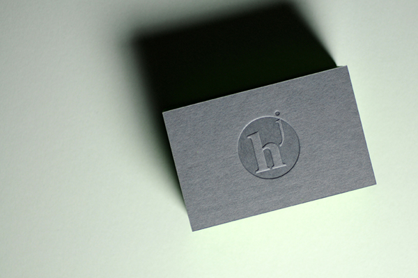 Julien hauchecorne business card lime green on behance reheart Choice Image