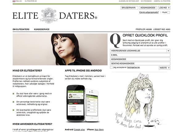 elite daters dk Aalborgdating site 50 København