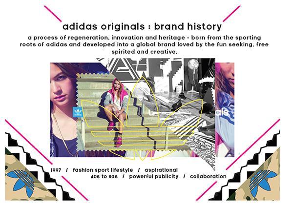 Adidas Brand Management