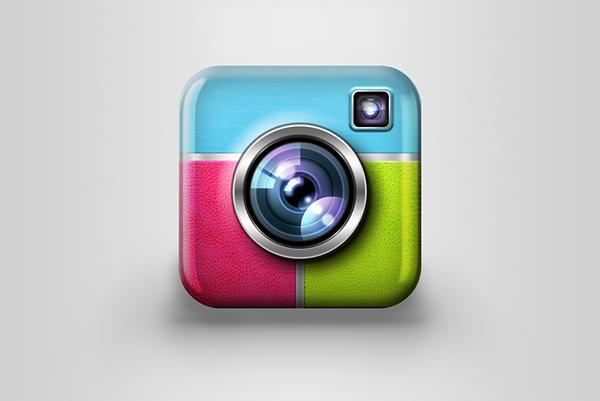 camera  iOS  icon  Application