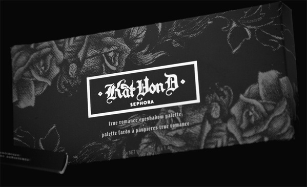 Design Voor Katten : Kat von d cosmetics on behance