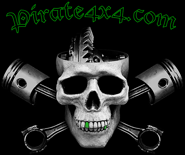 Pirate4x4 Com On Behance