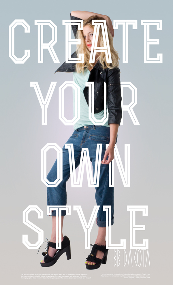 Fashion Posters Ny On Behance