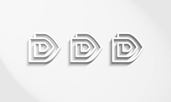 logo identity digital digitally Consulting