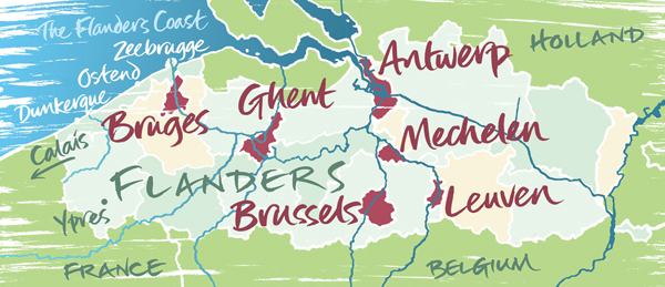 RUTH ROWLAND Lettering Artist and Mapmaker – Travel Map Maker