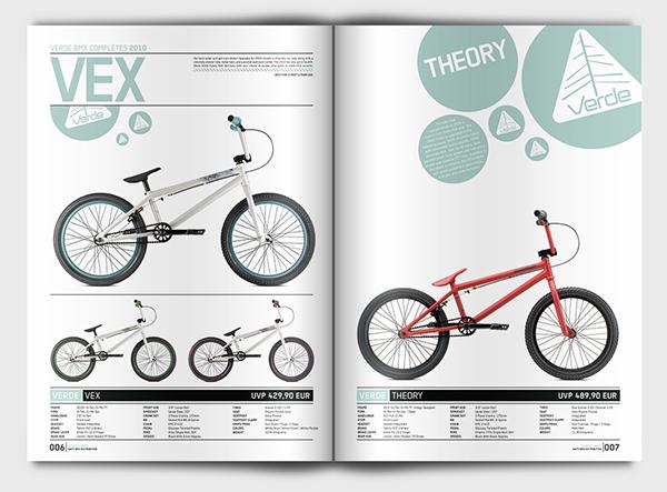 UNITY BMX DISTR. CATALOGS on Behance