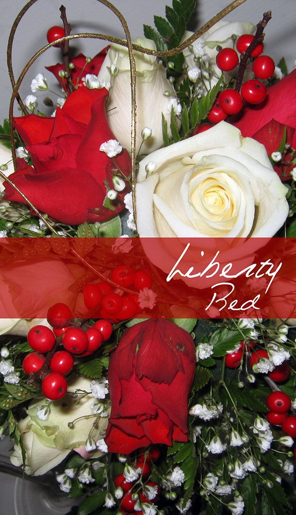 Composizioni floreali liberty red on behance - Ikea porta spugne ...
