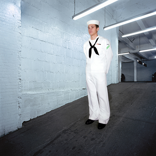 Photographic medium color photographs digital art portfolio image Gender identity male- dominated masculinity male men uniform