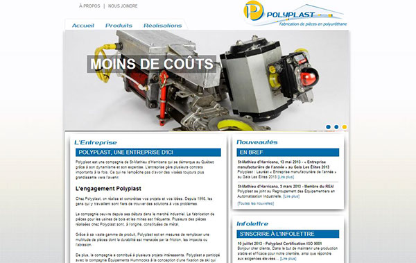 Web site internet