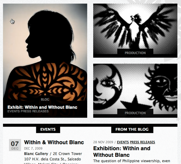 Anino Shadowplay Collective on Behance