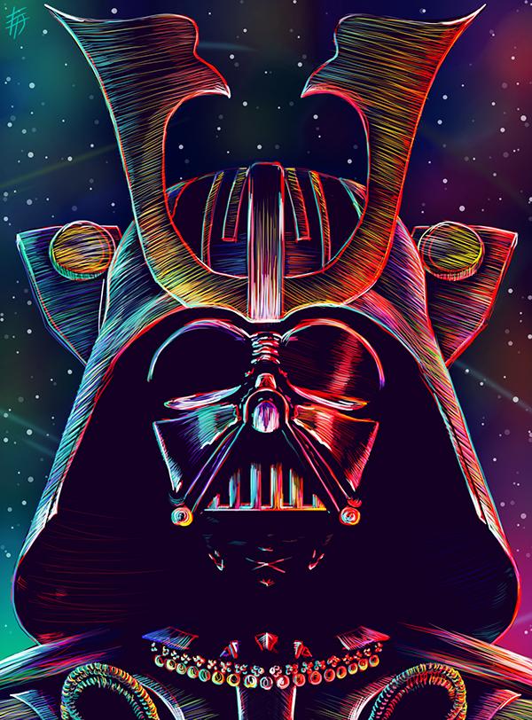 Star Wars Fanart On Behance