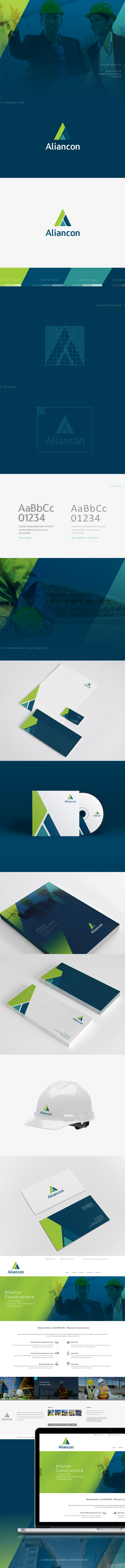 brand,logo,Logotype,construction,building,diego,caceres,claudia,rueda,oven,design,identity,Bucaramanga,colombia,Stationery