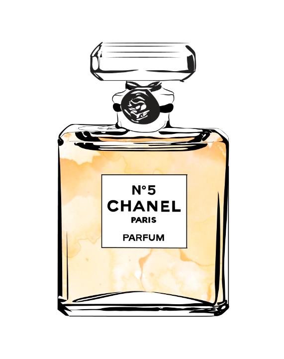 chanel no 5 parfum quote on behance. Black Bedroom Furniture Sets. Home Design Ideas