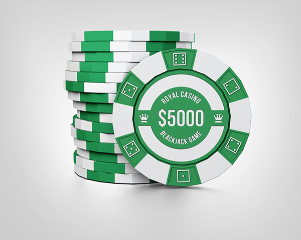 Casino Chips Mock-up on Behance