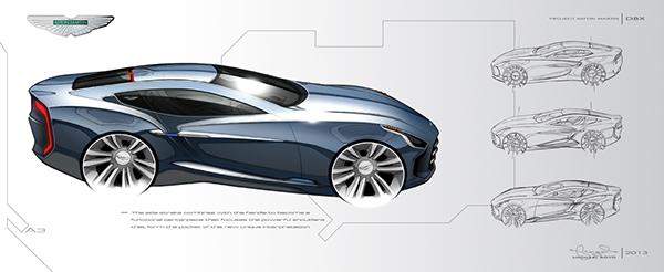 Aston Martin Dbx On Ccs Portfolios