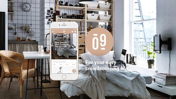 Crowdsourcing APP Adobe Design Achievement Awards - Crowdsourcing interior design