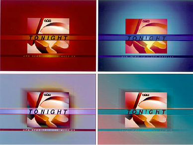 Broadcast Graphics  television