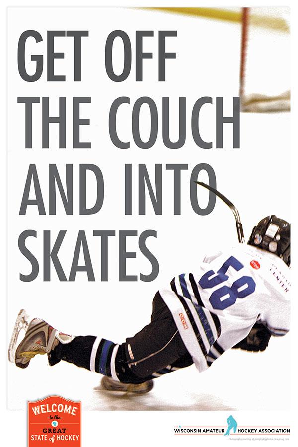 amateur association hockey wisconsin