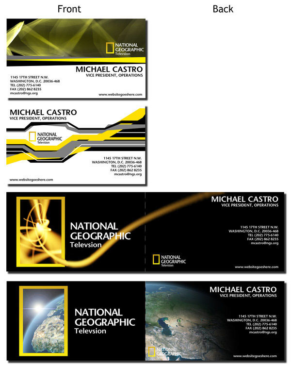 National Geographic Tv Work On Behance