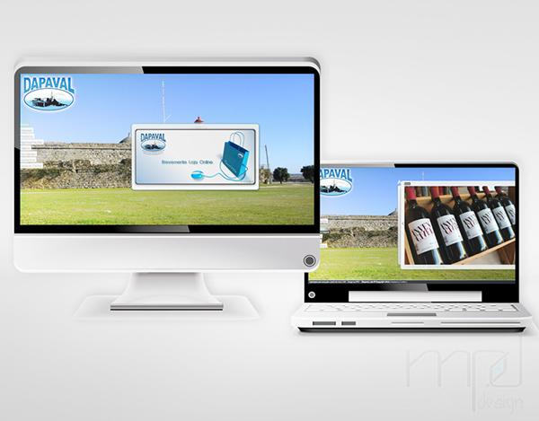 Website dapaval