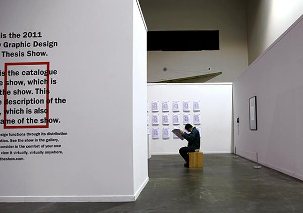 Mfa Graphic Design Typography Risd