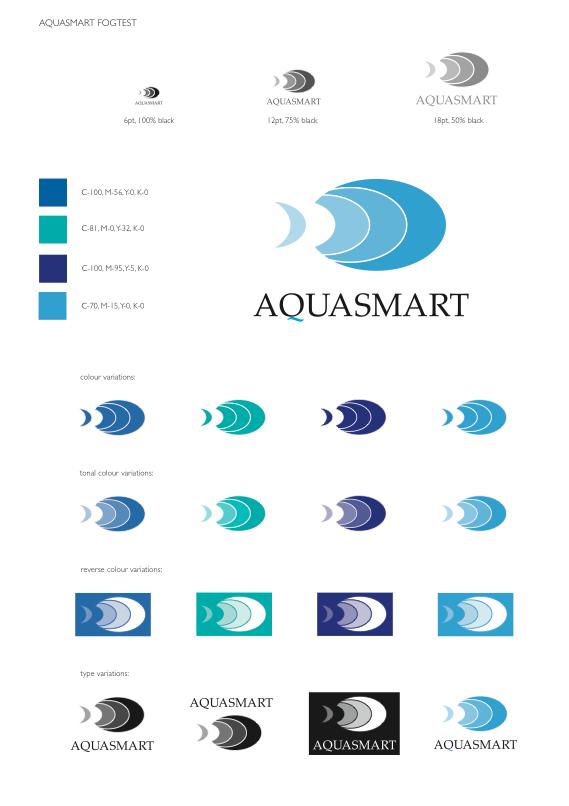 TSSG Aquasmart Logo On Behance