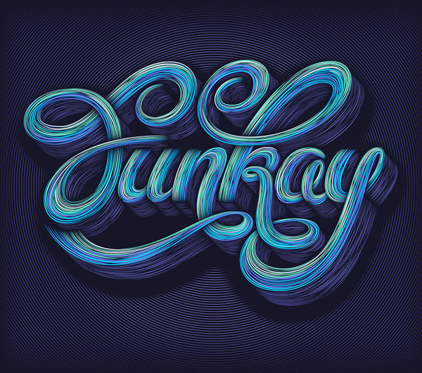 Goodtype Book Volume One - Funkay
