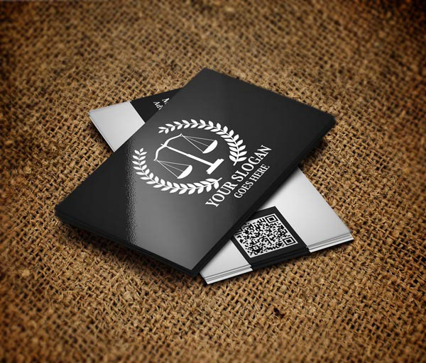 Examples of lawyer business card on behance cheaphphosting