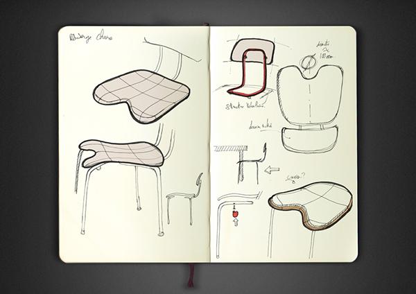 Smart Chair on Behance