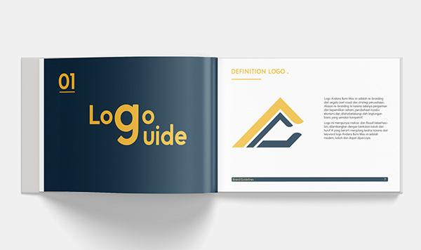 Brand Guidelines - Andara Bumi Mas