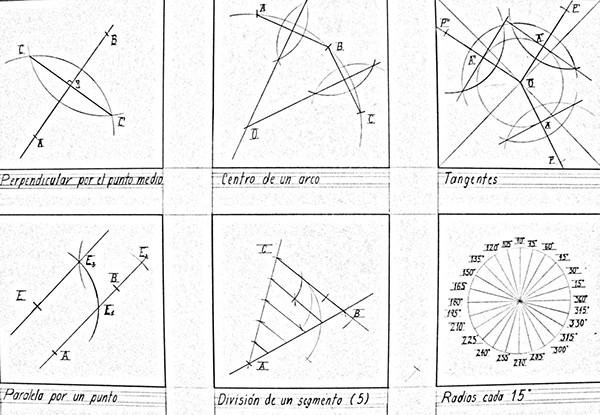 Taller de dibujo 1 1 ejercicios casa castro on los for Arquitectura tecnica ua