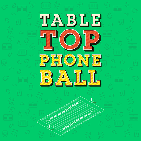 This New App Lets You Play And Compete To Design Your: Table Top Phone Ball IPhone Game / Mobile App On Behance